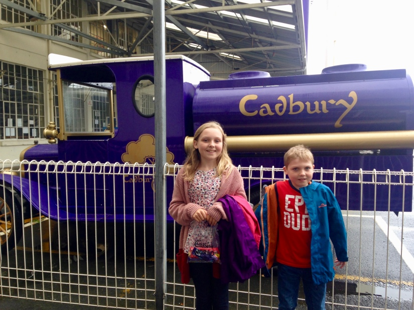 Cadbury Factory Tour