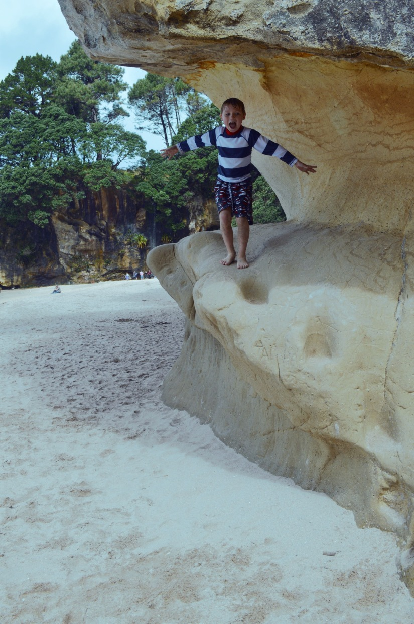 cliff formations