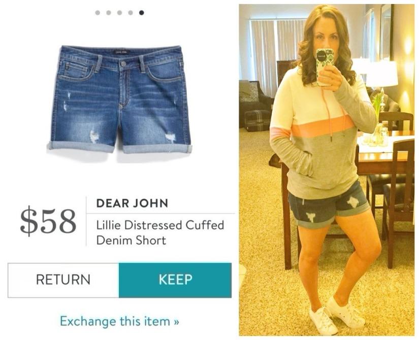 Dear John shorts