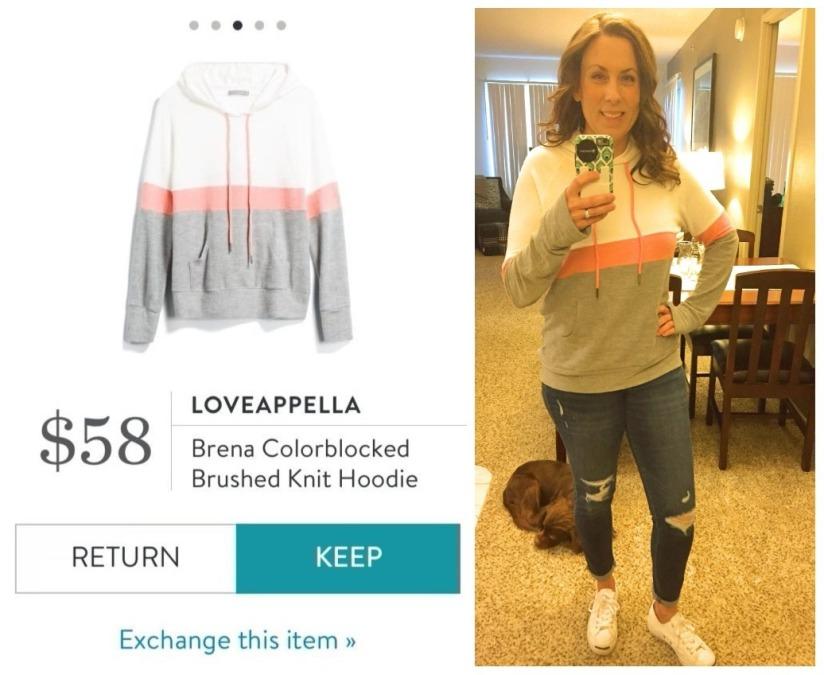 Loveappella hoodie