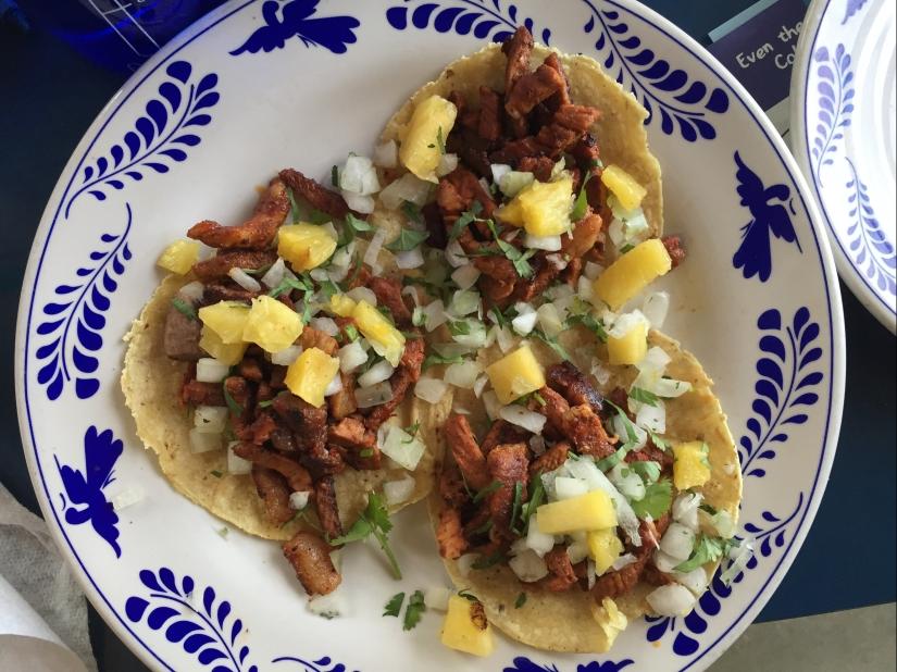 Al Pastor tacos @ La Gloria, San Antonio