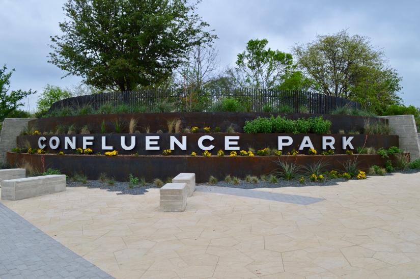 Confluence Park, San Antonio, Texas