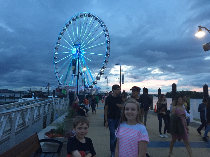 Capital Wheel @ National Harbor